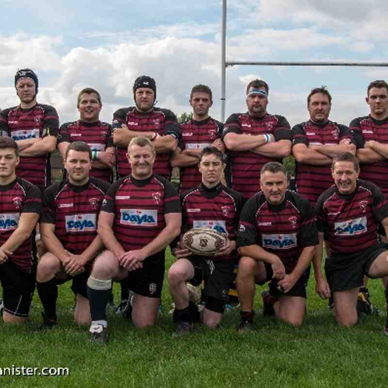 3rd XV Team Picture