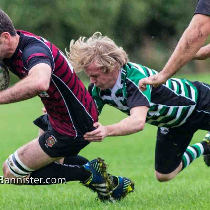 1st XV v High Wycombe 26th Oct 2013