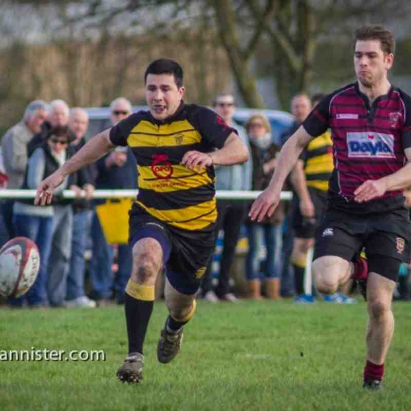 1st XV v Wallingford 15th March 2014