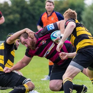 Bonus Point Win for Ay's on Opening Day of the Season