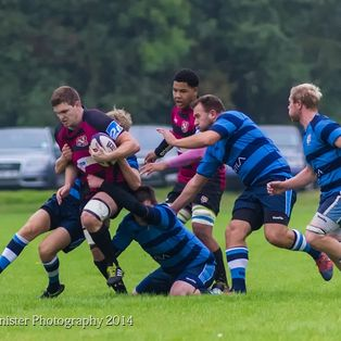 Another Bonus Point Win Puts Ay's Top of the Table