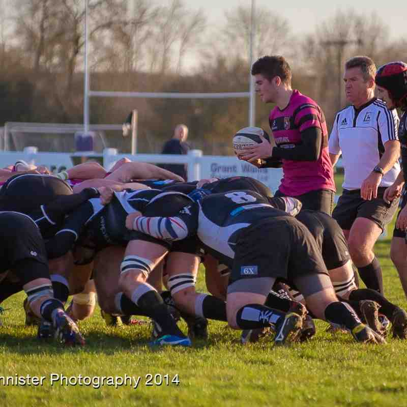 1st XV v Royal Wootton Bassett 6/12/14