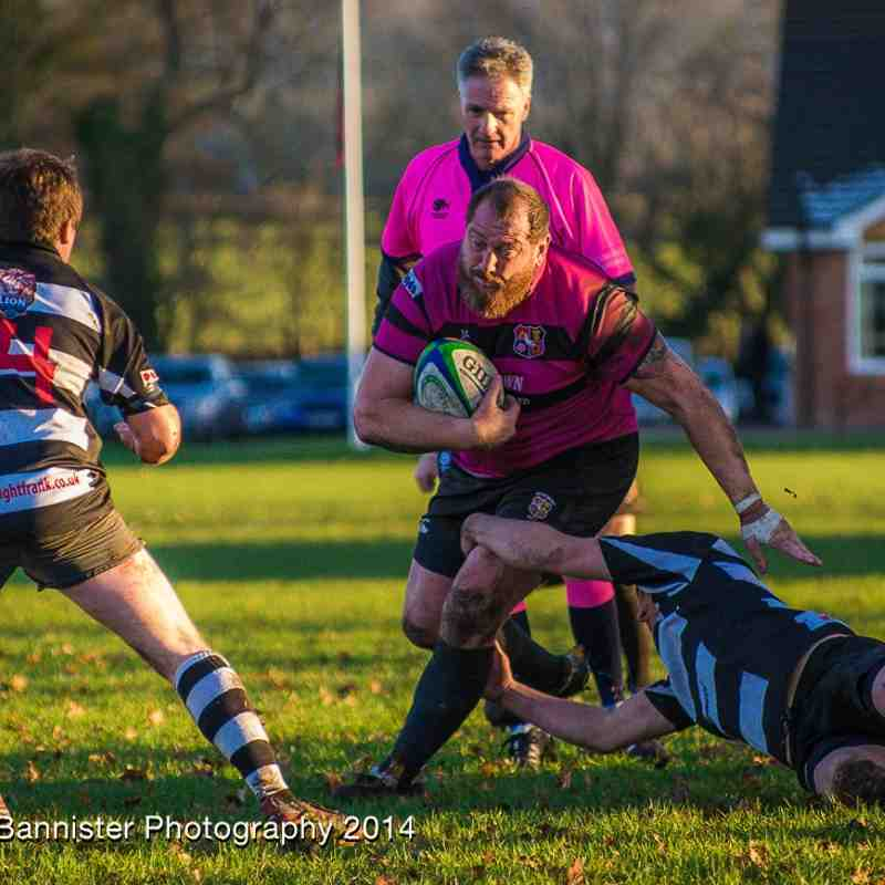 1st XV v Stow-on-the-Wold 13/12/14
