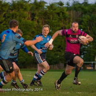 Ay's End 2014 With Bonus Point Win