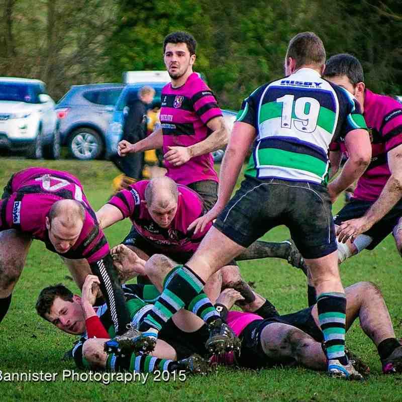 1st XV v High Wycombe 21/2/2015