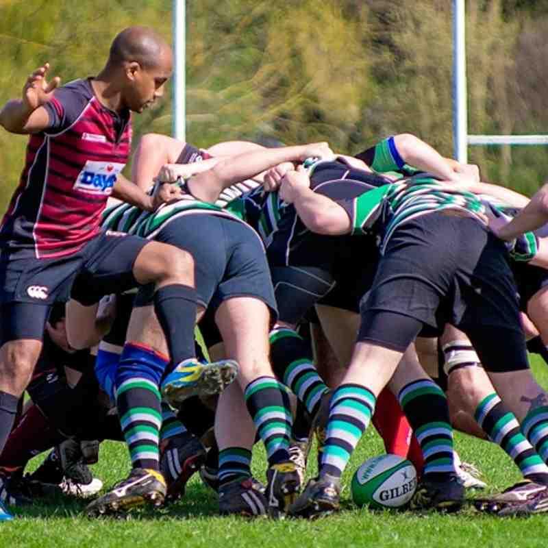 3rd XV v High Wycombe 4th XV 11-4-15