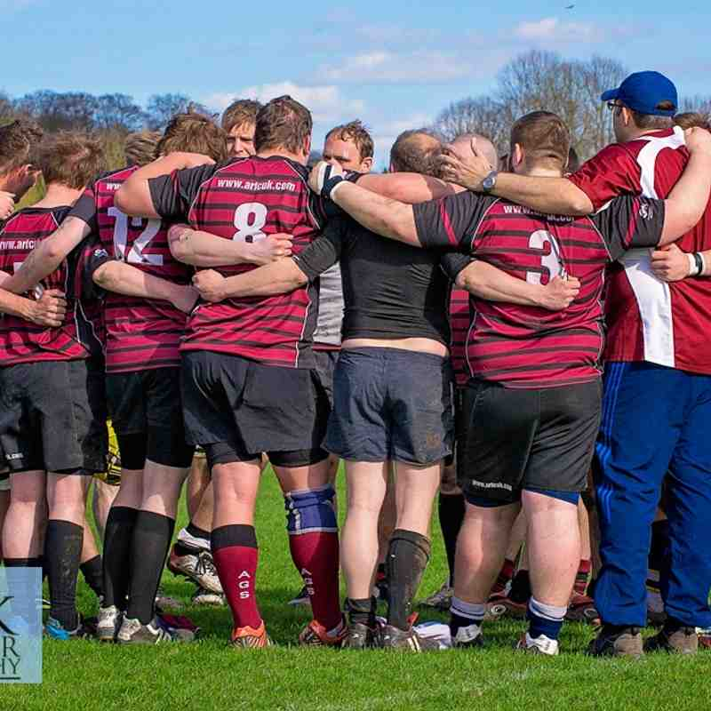 3rd XV v High Wycombe 4th XV 11-4-15