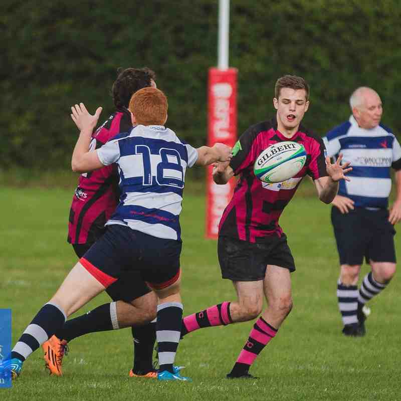 2nd XV v Leighton Buzzard II 5-9-15