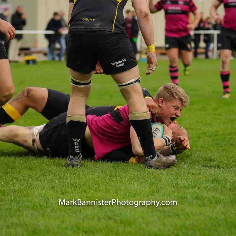 1st XV v Wallingford 23-4-16