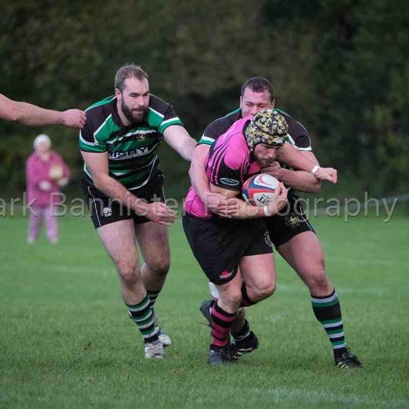 1st XV v High Wycombe 5-11-16