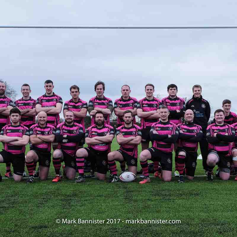 2nd XV Team Photograph 14-1-17