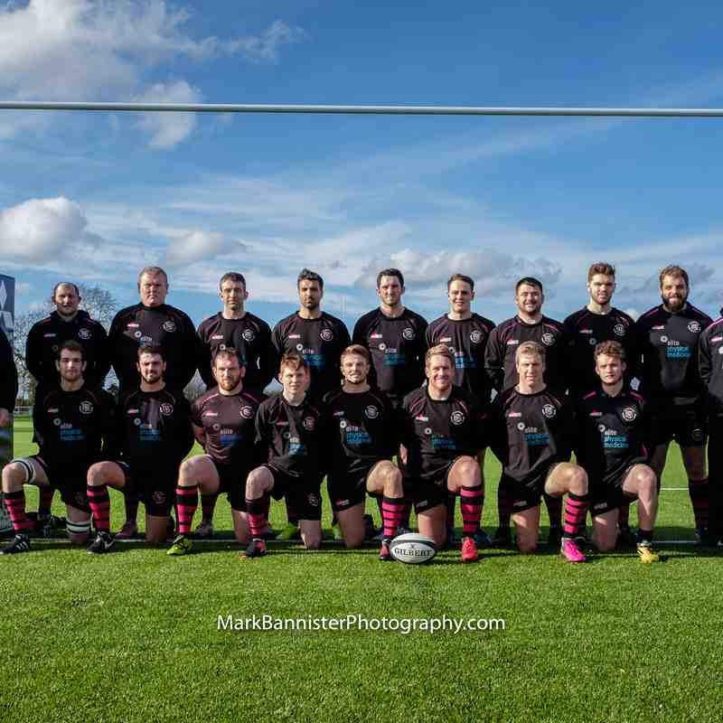 1st XV Team 2016-17