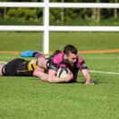 Ay's secure third place in the league with 8 try win