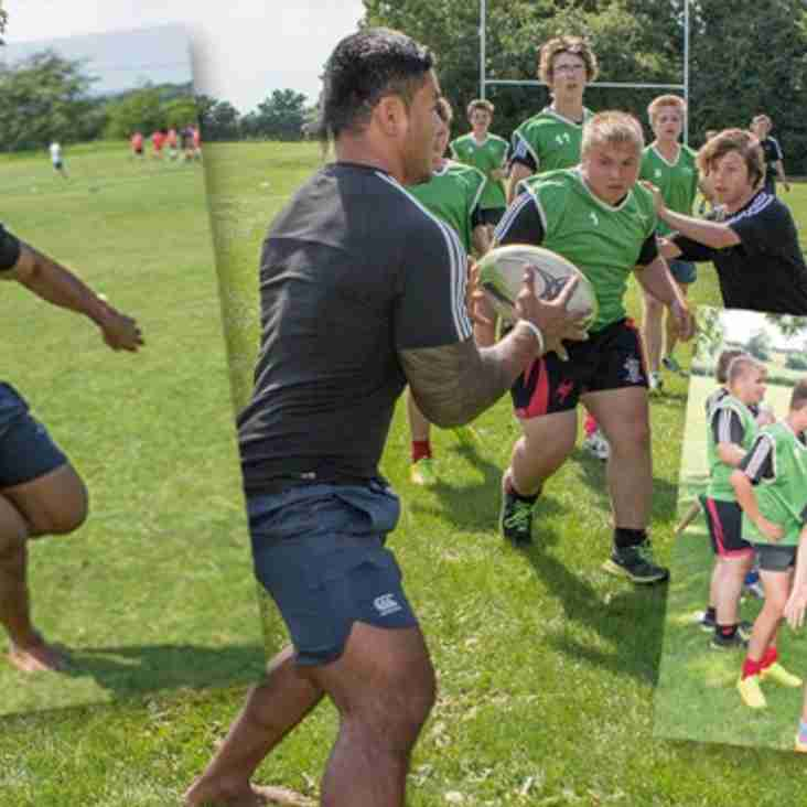 Tuilagi Youth Pre Season Training Camp