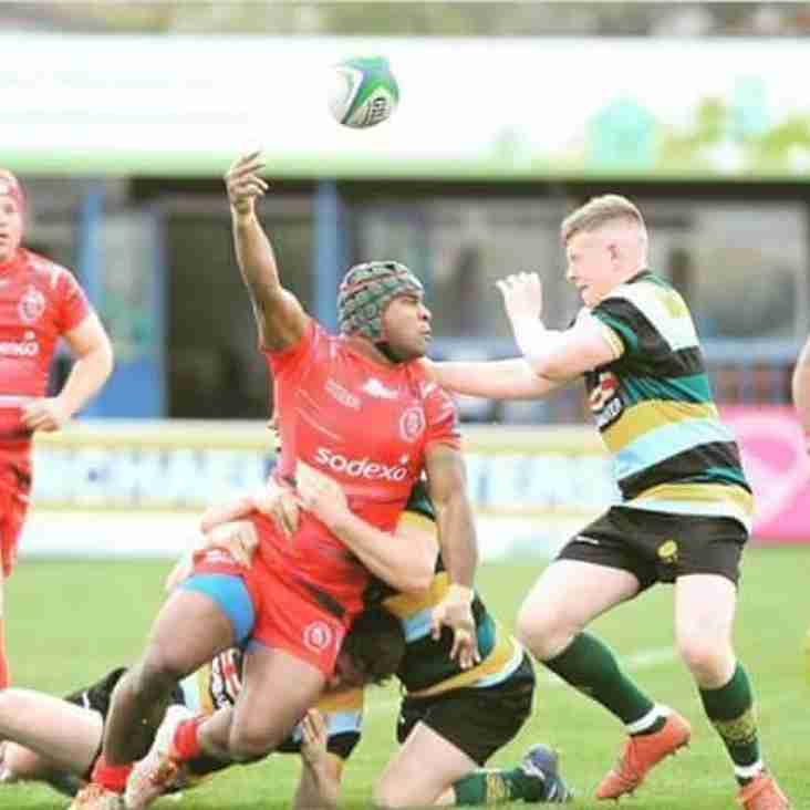 Nalewabau returns to Oxford Quins for 2018/19