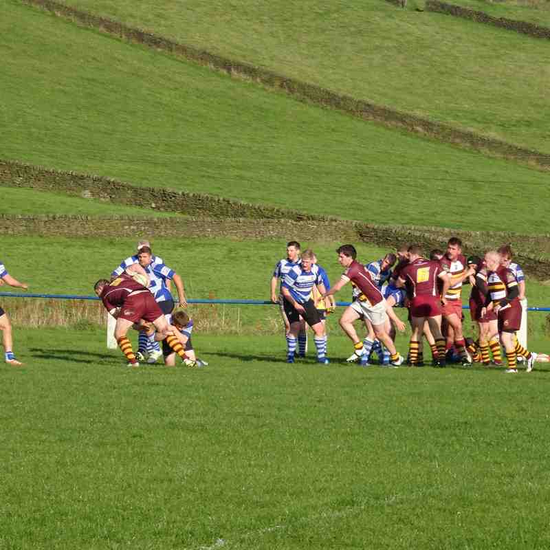 2nd XV vs Huddersfield 3 October 2016