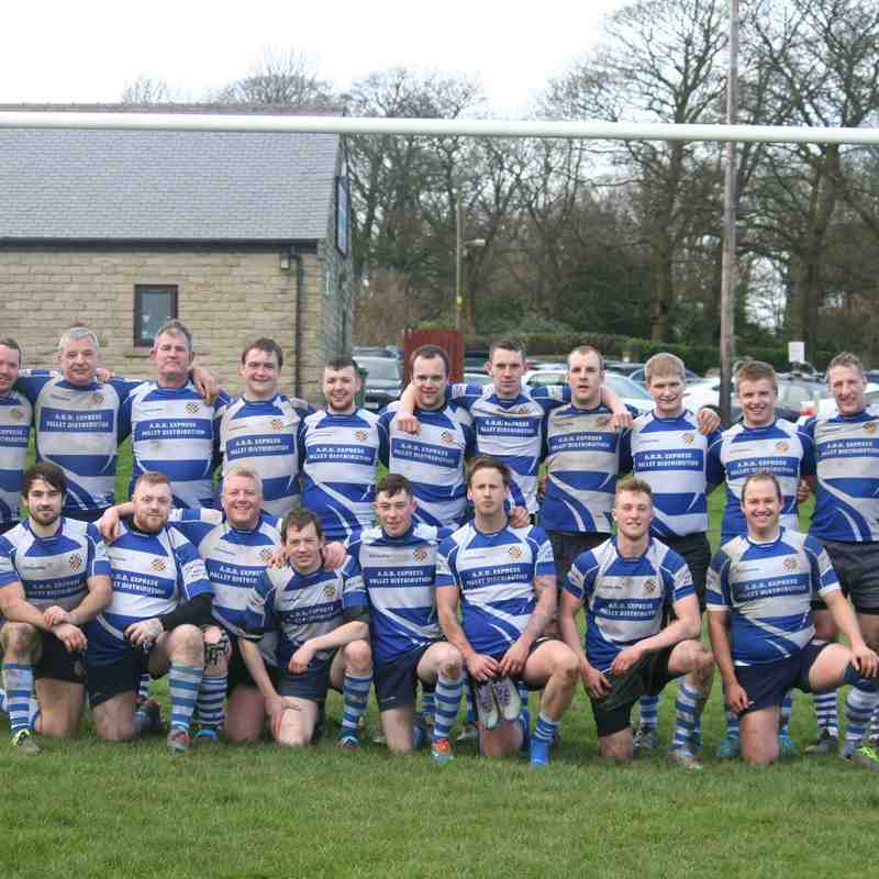 2nd XV vs Heath 01 April 2017
