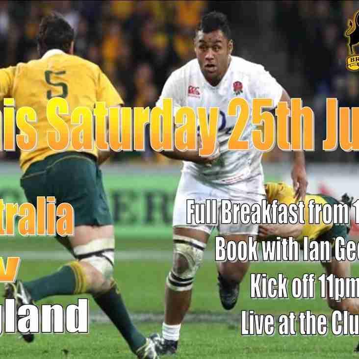 Australia v England - The last Test!!