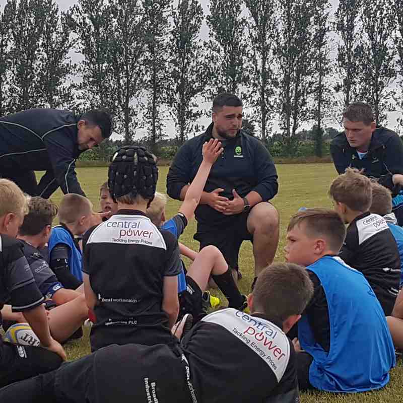 BRFC Worcester Warrior Camp 2017