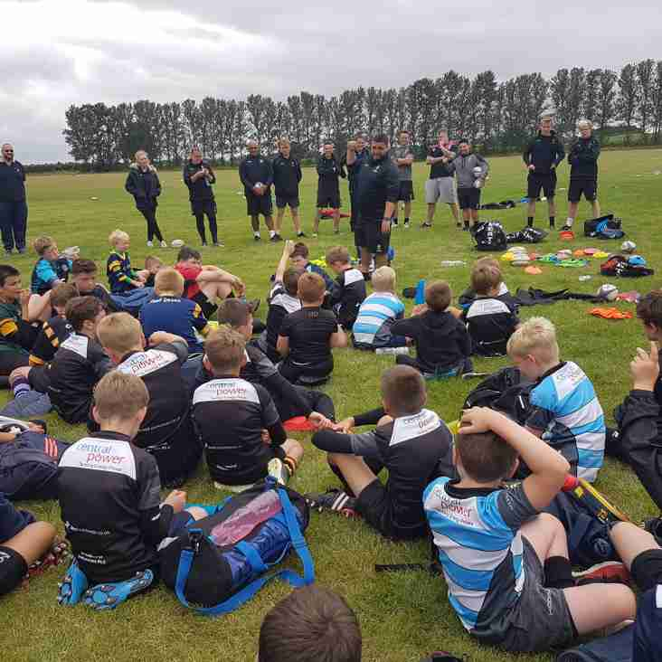 Bridgnorth Rugby Camp will soon be here!