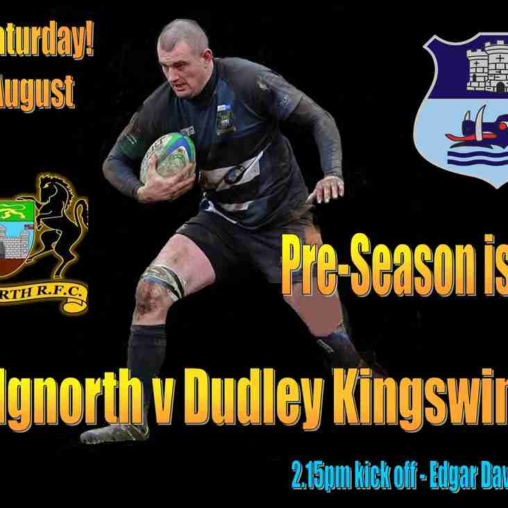 Rugby's back!
