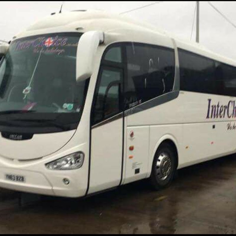 BRFC 2nd team travel in style to Camp Hill RFC