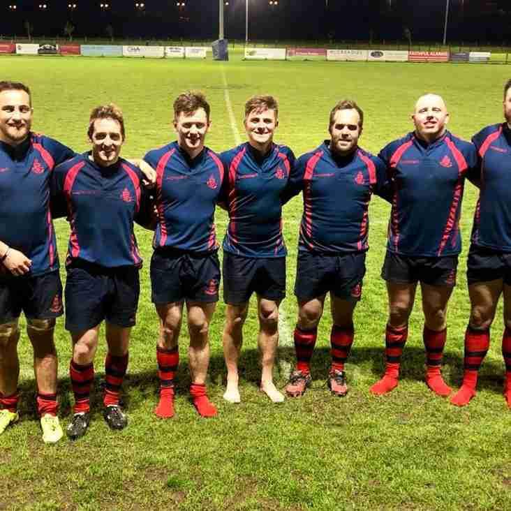 BRFC players represent North Midlands