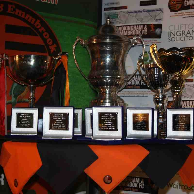 Presentation Night 2015