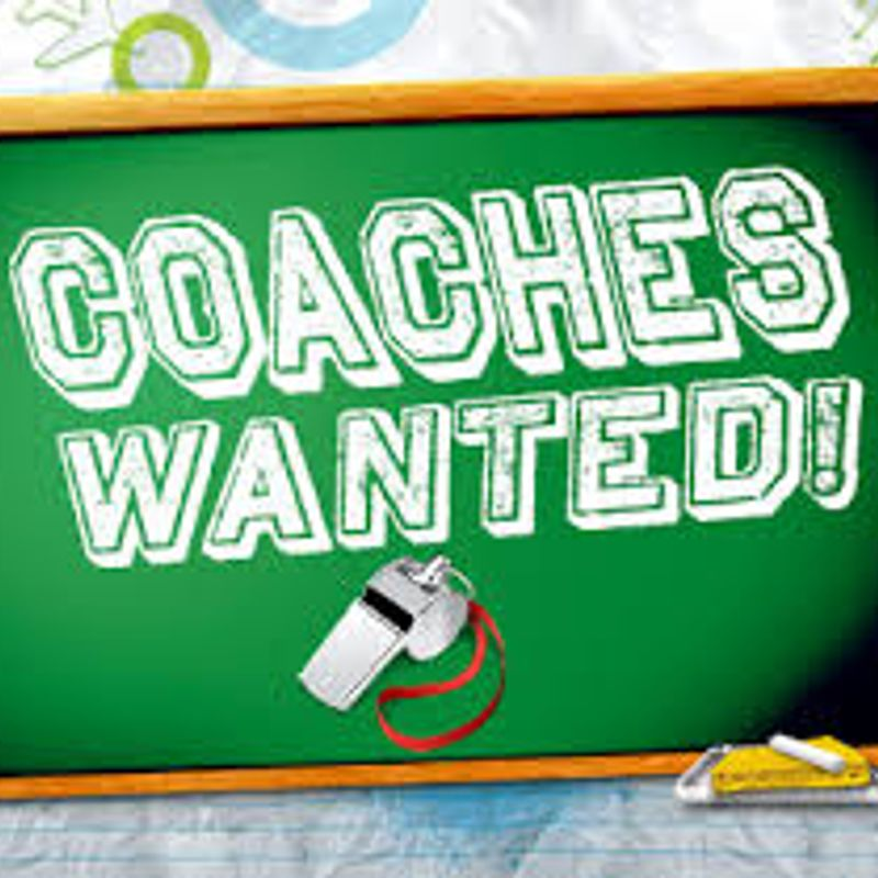 Coaches Wanted