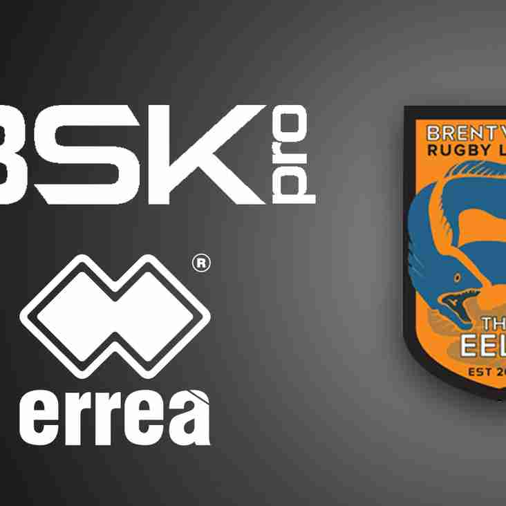 Eels Extend Kit supplier Partnership...