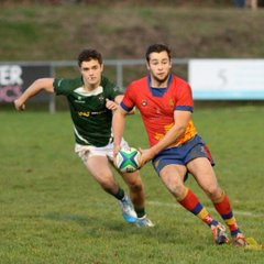 1st XV vs Edinburgh. 12/11/2014