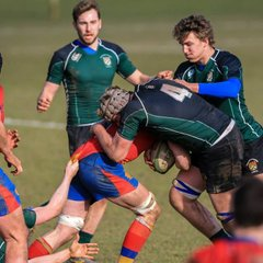 1st XV vs Exeter 3s 18/02/2015 (Exeter University Sport)