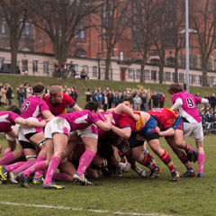 1st XV vs Nottingham Trent (18/03/2015) Peter Saxon, www.yellowdogphotography.co.uk