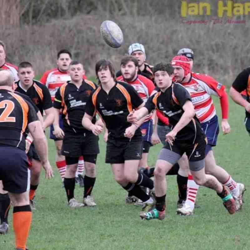 Handsworth vs Uttoxeter - 17/03/12
