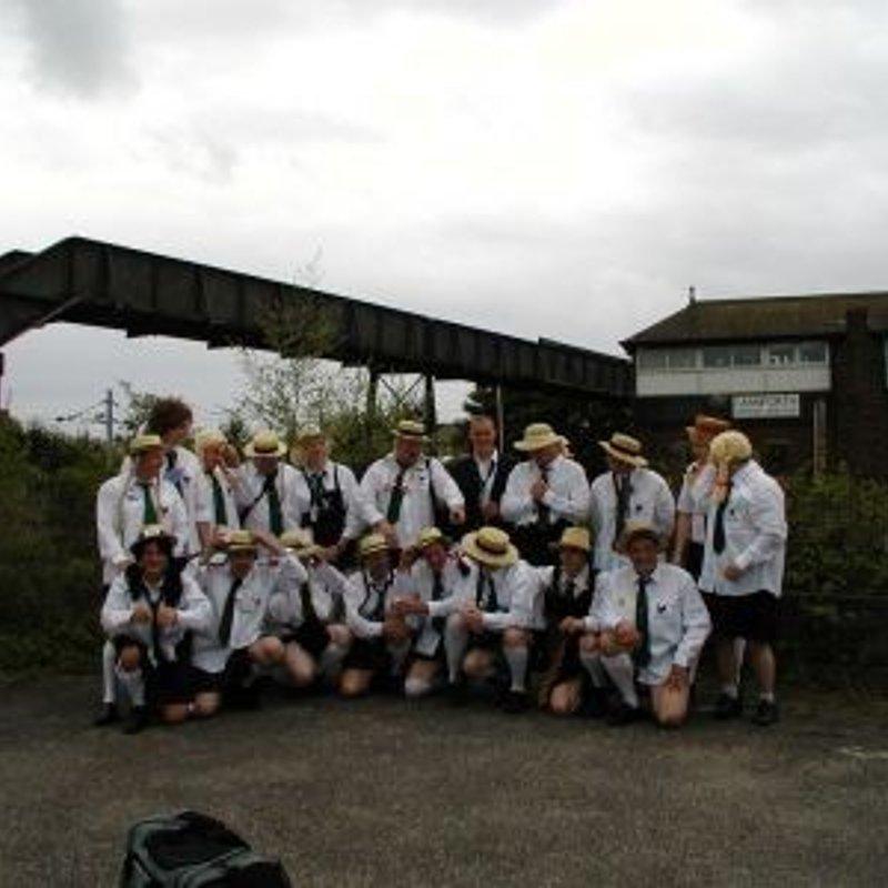 Carnforth XV  51  Kettering Touring Squad  24