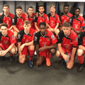 Academy beat Maidstone United 0 - 1