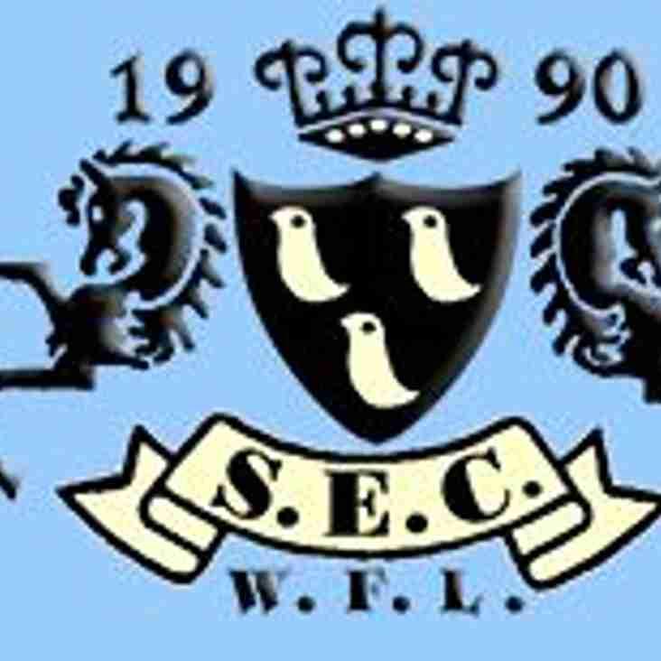 SECWFL Fixtures - Premier Division