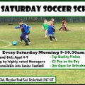 Phoenix Sports Saturday Soccer School