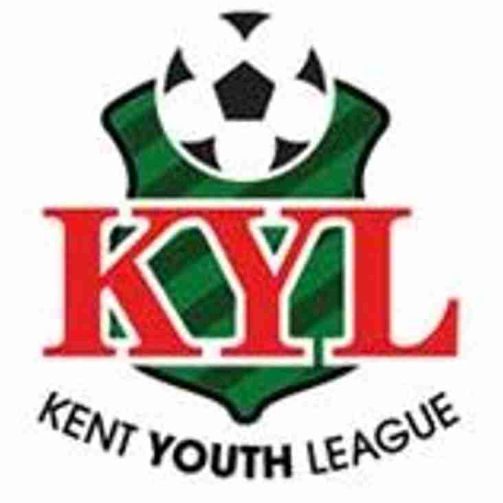 Under 16s - Kent Youth League North Division