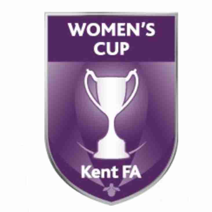 Phoenix Sports Ladies Kent FA Womens Cup