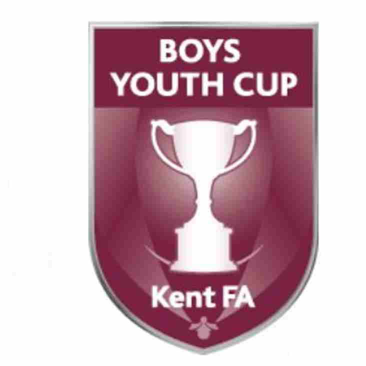 Kent FA Under 14s Boys Youth Cup