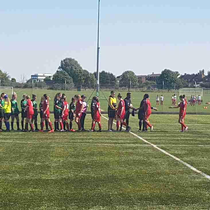 AFC Phoenix 5-0 Phoenix Sports Ladies