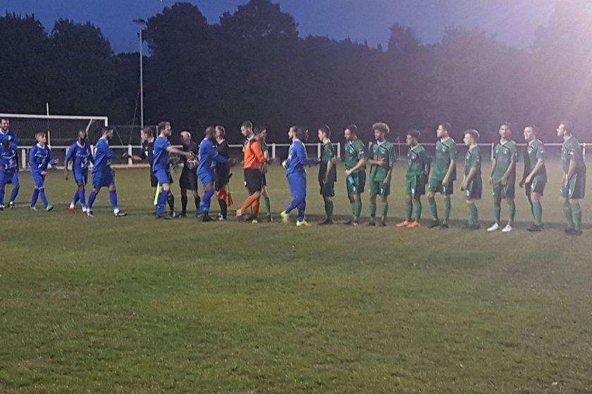 Kent Football Utd 3-1 Phoenix Sports Res.