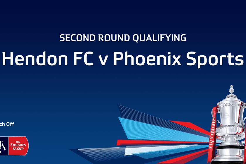 Hendon FC v Phoenix Sports - OFF