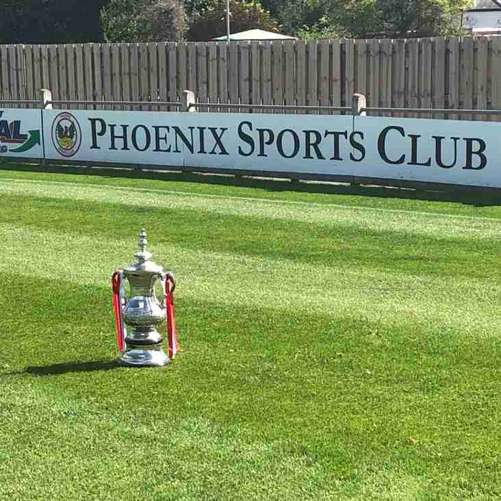 Phoenix Sports - FA Cup Statement
