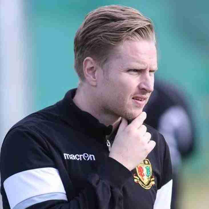 Nick Davis departs for Ramsgate