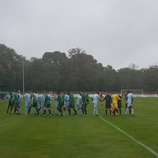 Phoenix Sports 2-2 Whyteleafe