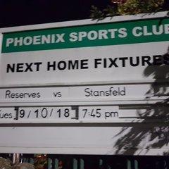 Phoenix Reserves v Stansfeld