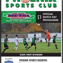 Phoenix Sports Res. v SC Thamesmead