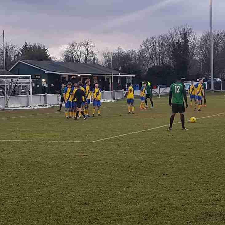 Phoenix Sports 3-4 Sittingbourne FC